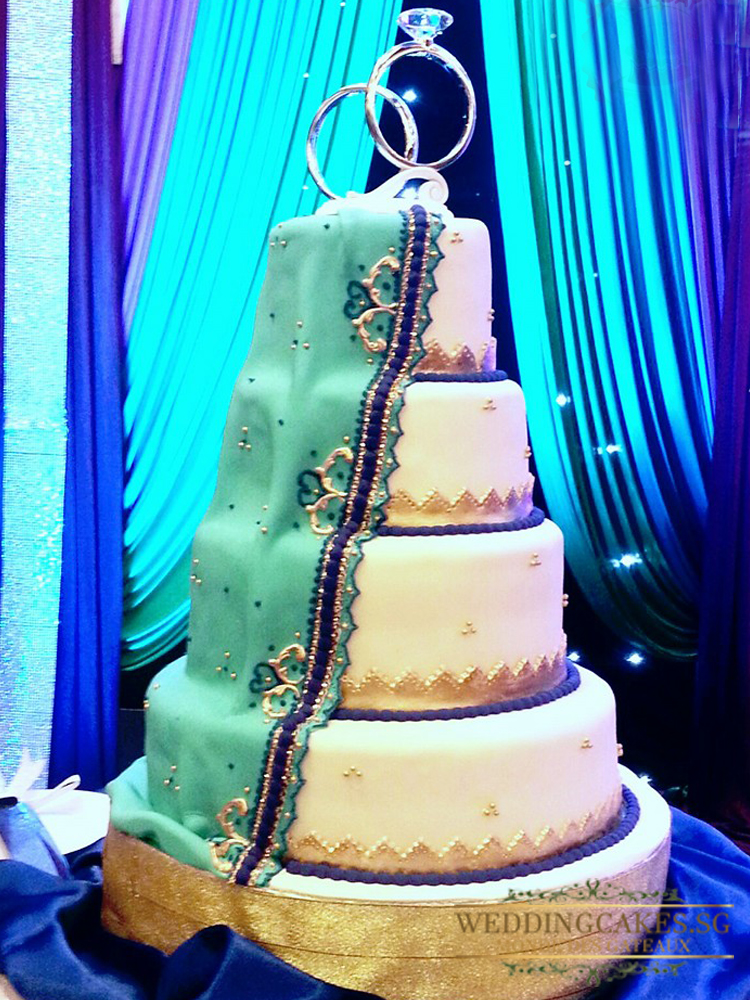 Aalia1 - Wedding Cakes Singapore