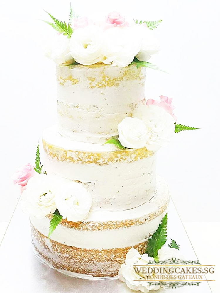 Alma1 - Wedding Cakes Singapore