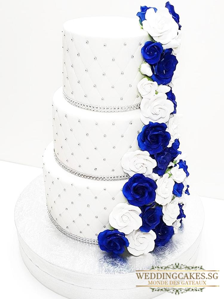 Anais1 - - Wedding Cakes Singapore