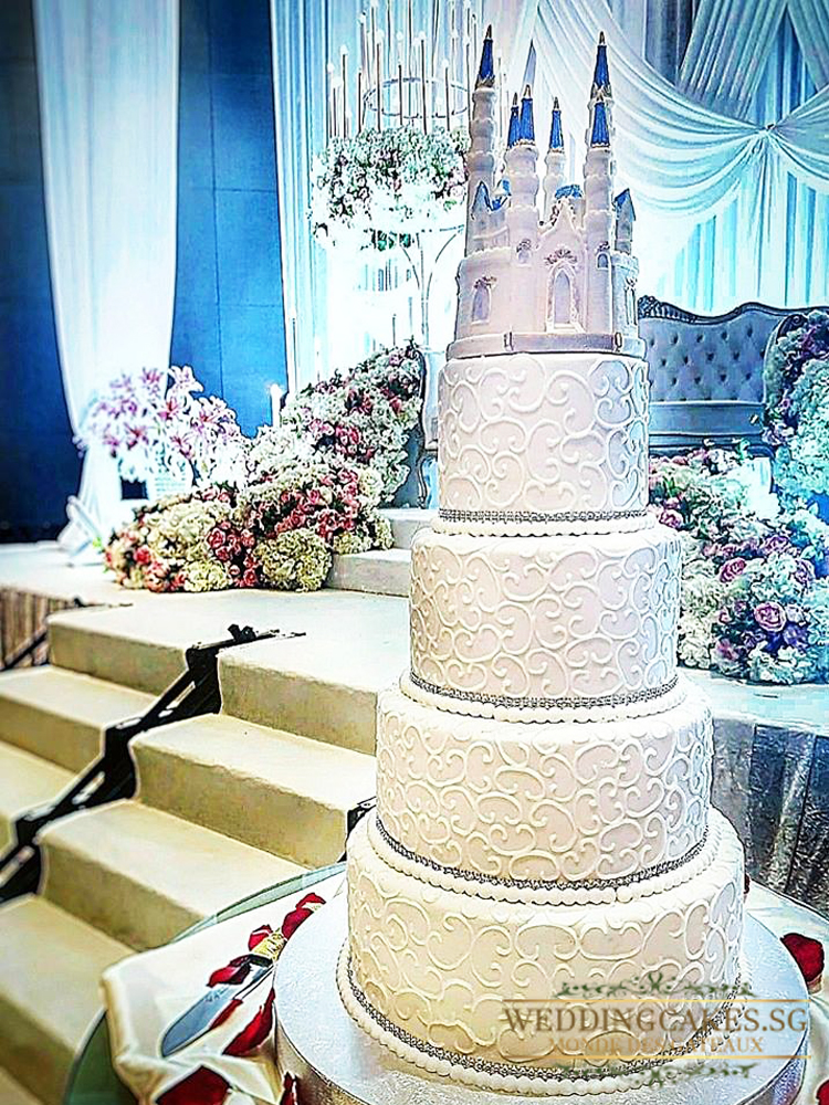 Antheia Aubagne1 - Wedding Cakes Singapore