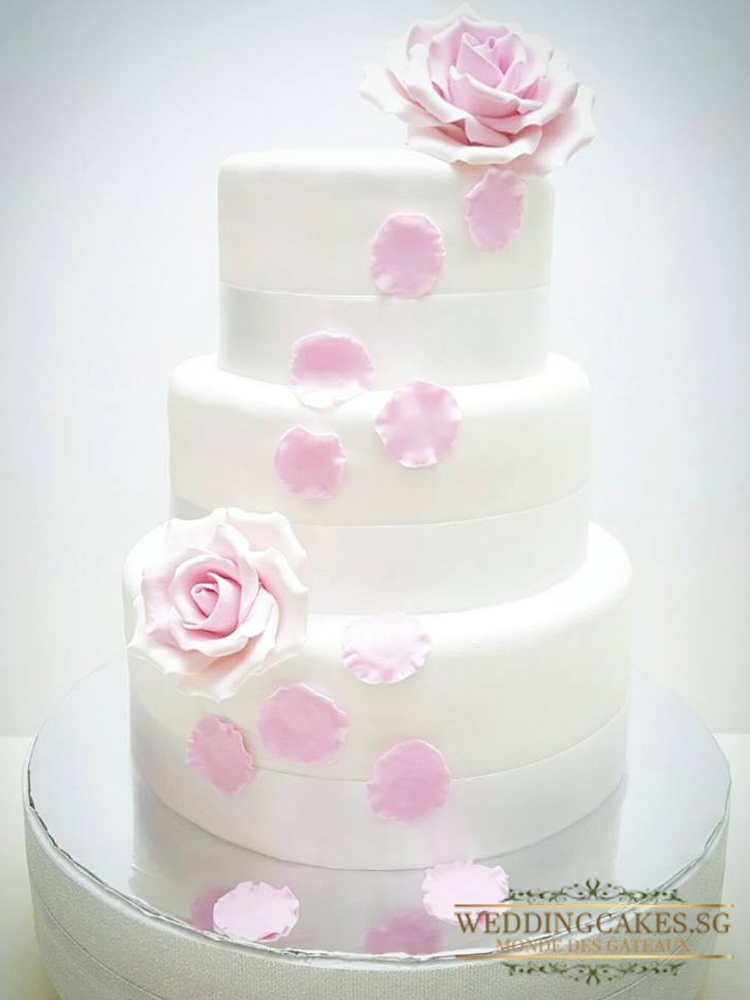 Bella1 - - Wedding Cakes Singapore