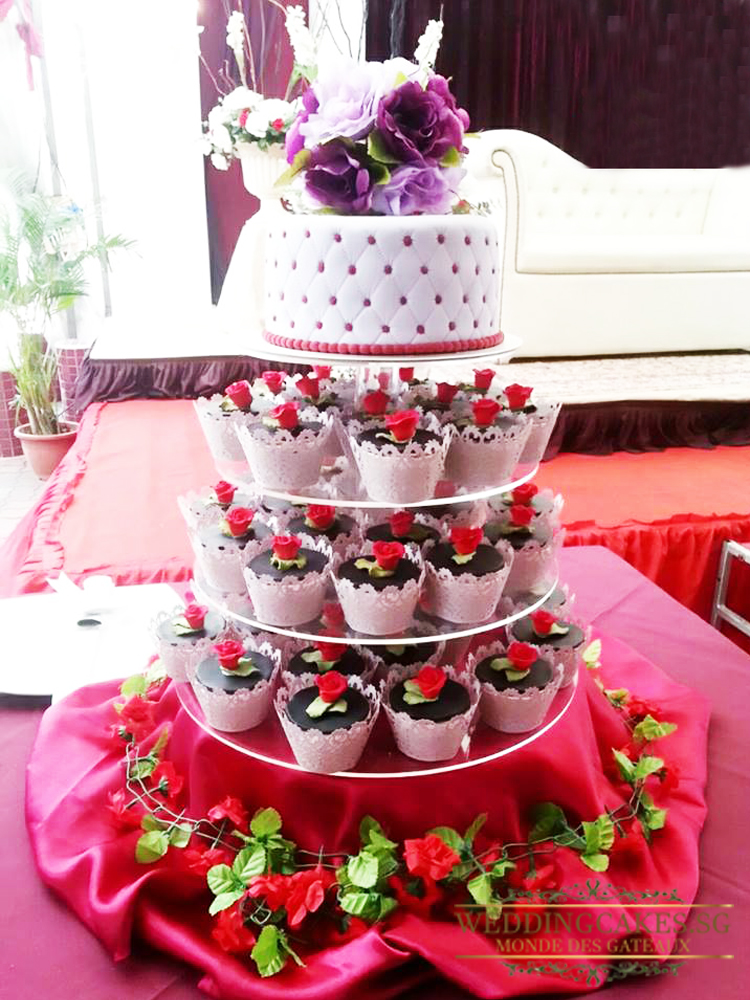 Bloomsdale1 Cupcakes - Wedding Cakes Singapore