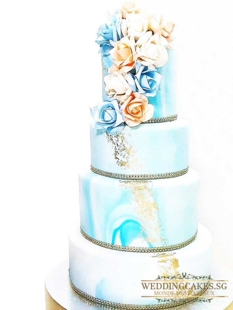Cabas Mezzo1 - Wedding Cakes Singapore