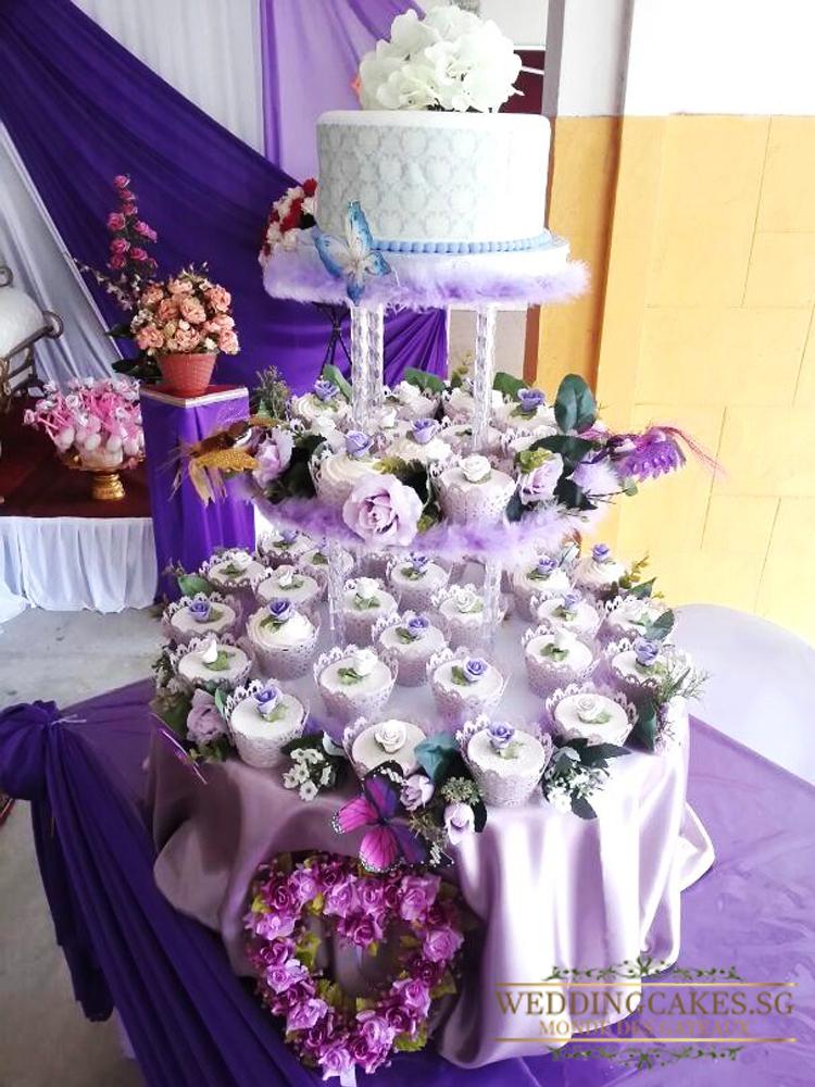 Charlene1 Cupcakes - Wedding Cakes Singapore