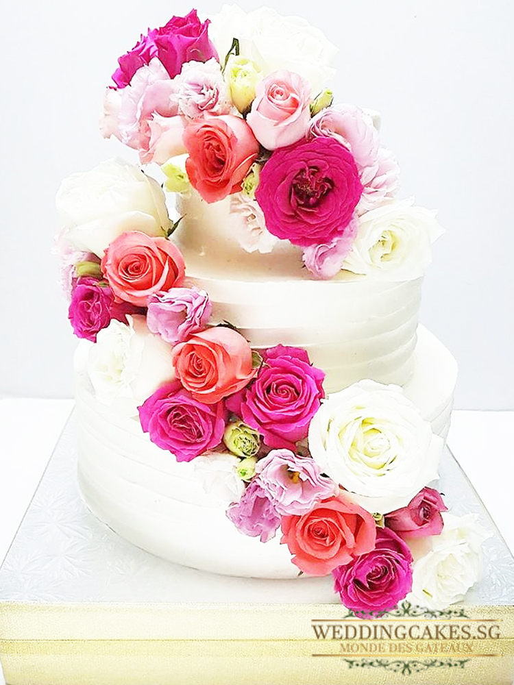 Christy1 - Wedding Cakes Singapore