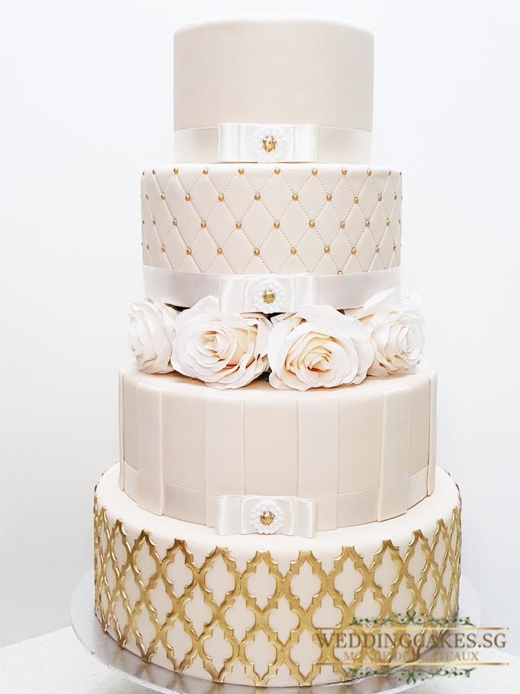 Eleonore1 - Wedding Cakes Singapore