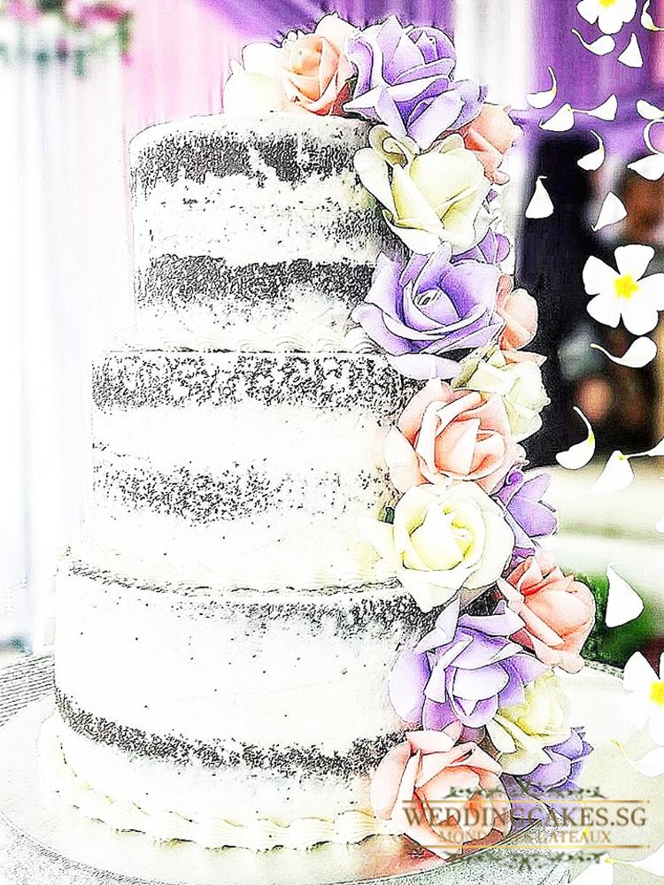 Elsa1 - Wedding Cakes Singapore