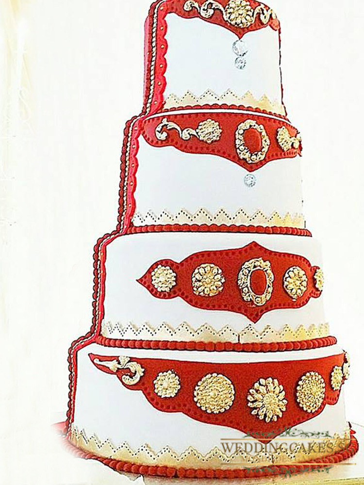 Empress1 - - Wedding Cakes Singapore