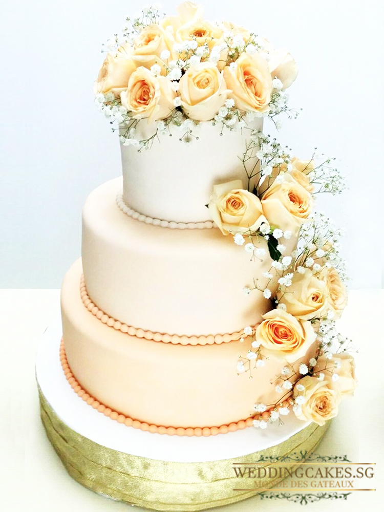Eriston1 - - Wedding Cakes Singapore