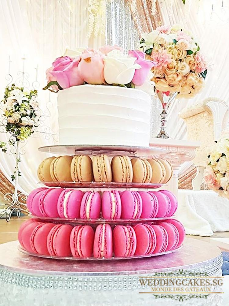 Figheri1 Macaron - Wedding Cakes Singapore
