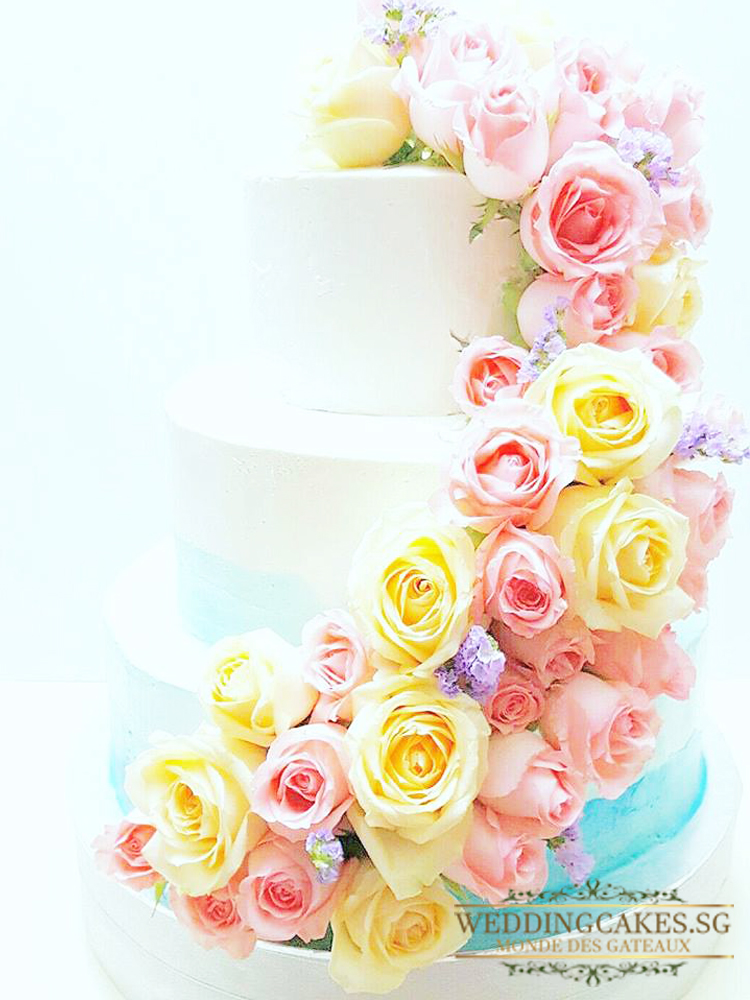 Giulia1 - Wedding Cakes Singapore