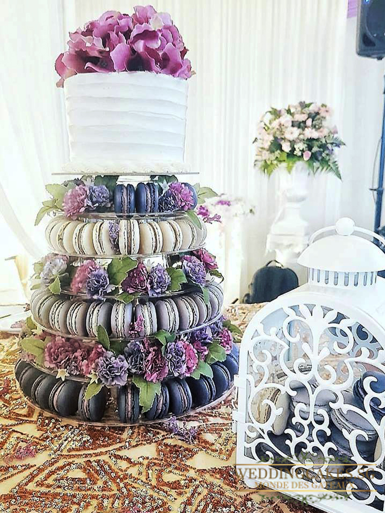 Gracie1 Macaron - Wedding Cakes Singapore