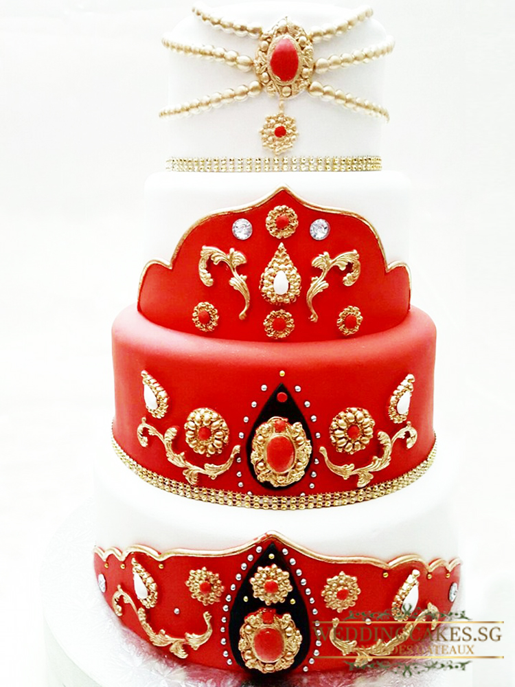 Ira Royalle1 - Wedding Cakes Singapore