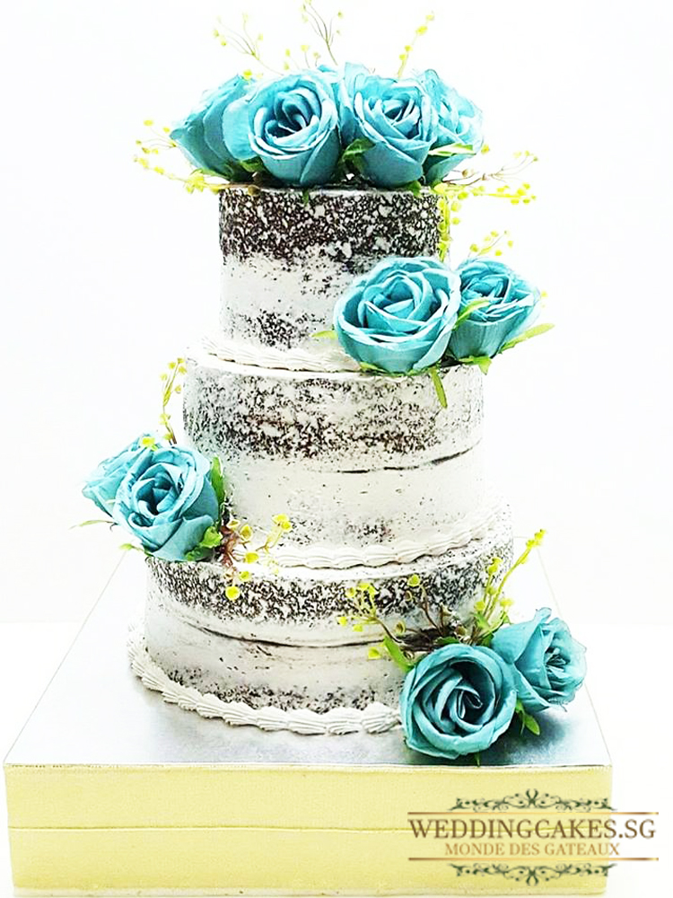 Jade1 - Wedding Cakes Singapore