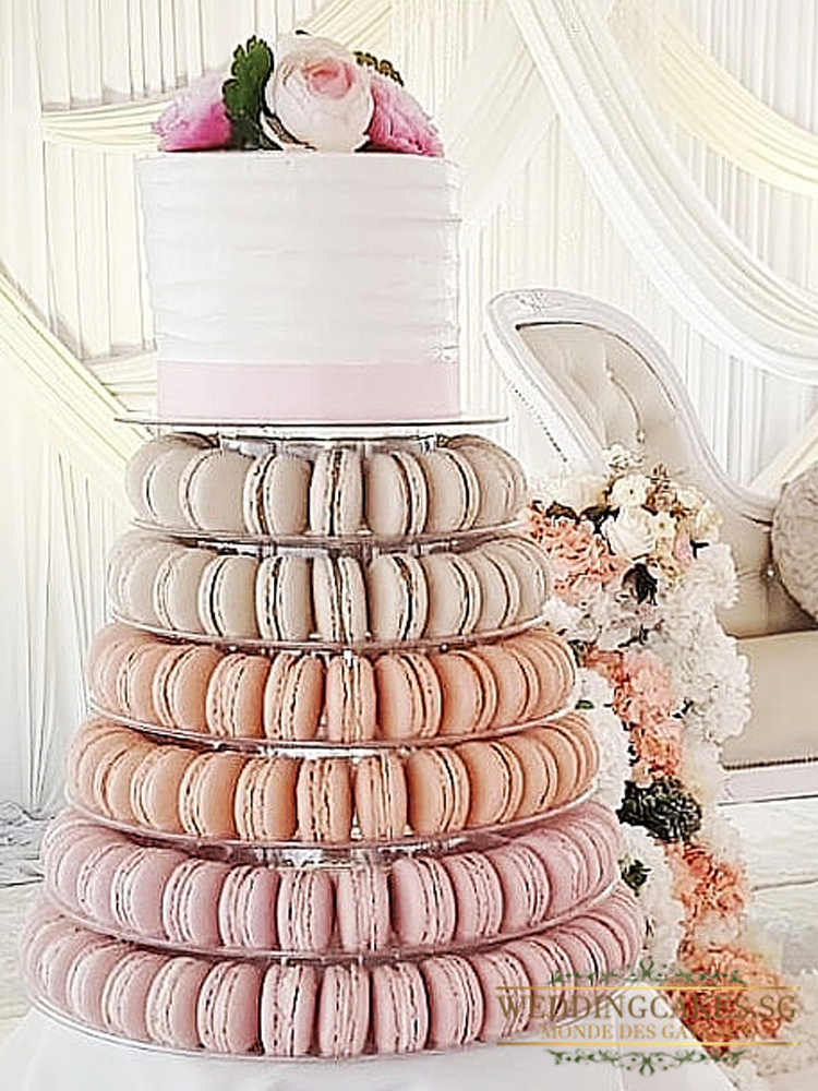 Kensington1 Macaron - Wedding Cakes Singapore