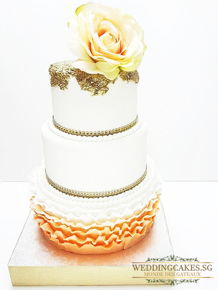 Koosh1 - - Wedding Cakes Singapore