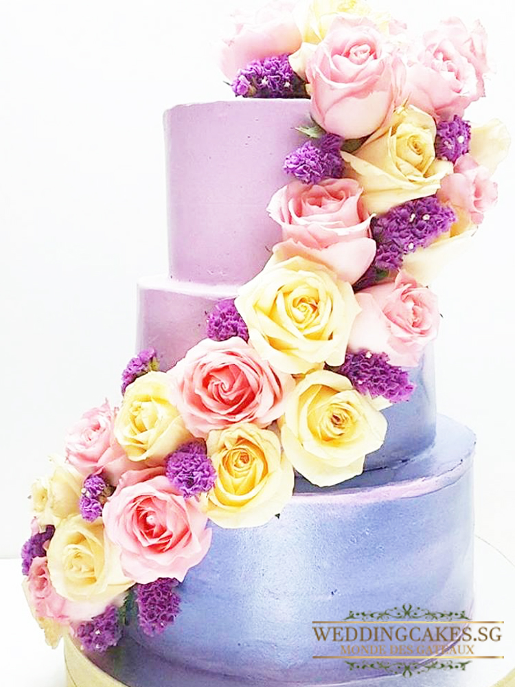 Le Chroma1 - Wedding Cakes Singapore