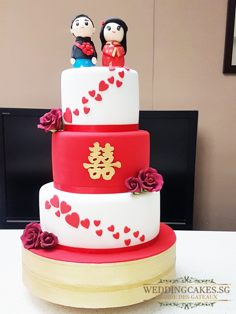 Le Orient1 - Wedding Cakes Singapore