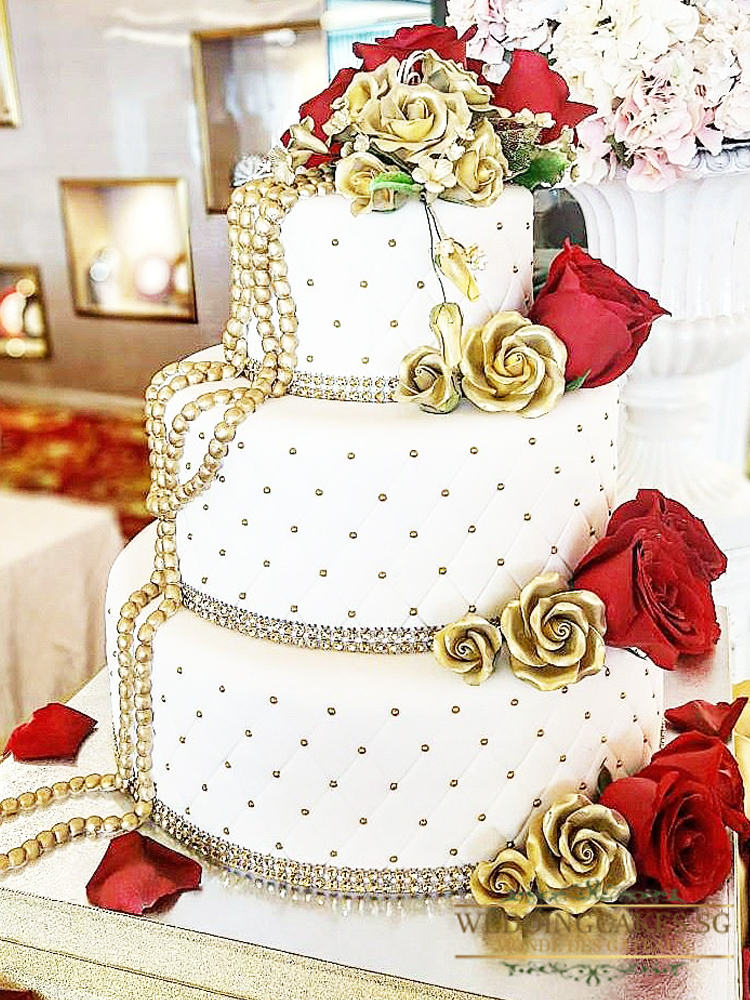 Leonie1 - - Wedding Cakes Singapore