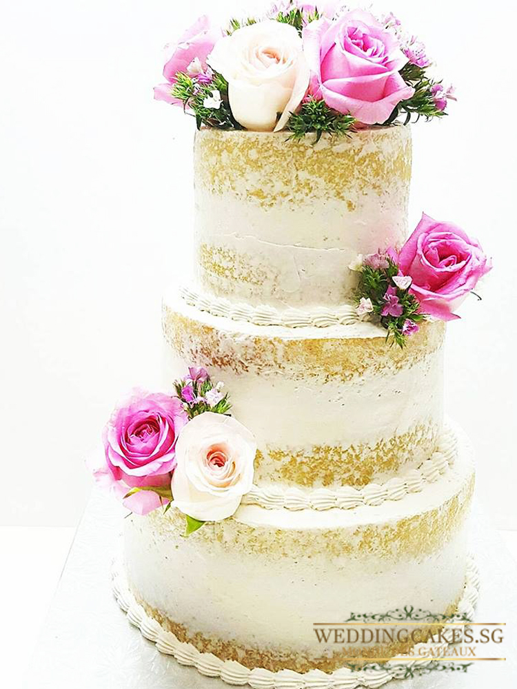 Madeline1 - Wedding Cakes Singapore