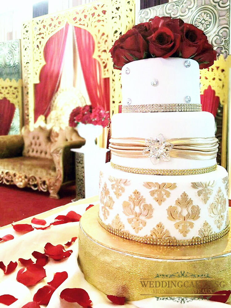 Merill1 - - Wedding Cakes Singapore
