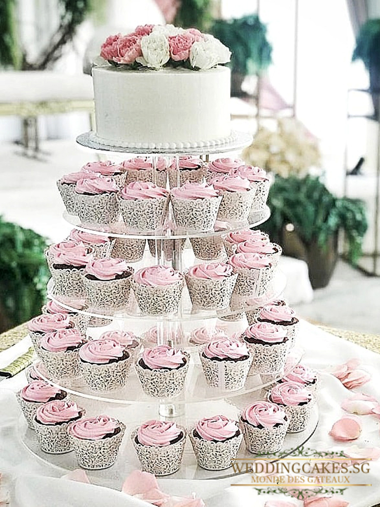 Neo1 Cupcakes - Wedding Cakes Singapore