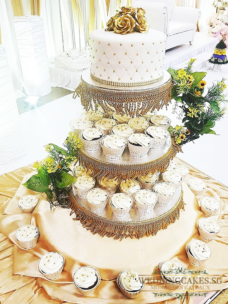Picea1 Cupcakes - Wedding Cakes Singapore