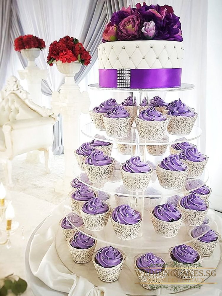 Serina1 Cupcakes - Wedding Cakes Singapore
