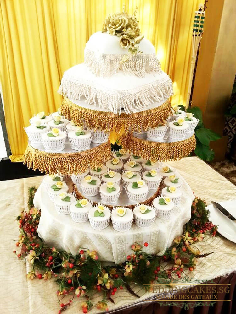 Solace1 Cupcakes - Wedding Cakes Singapore