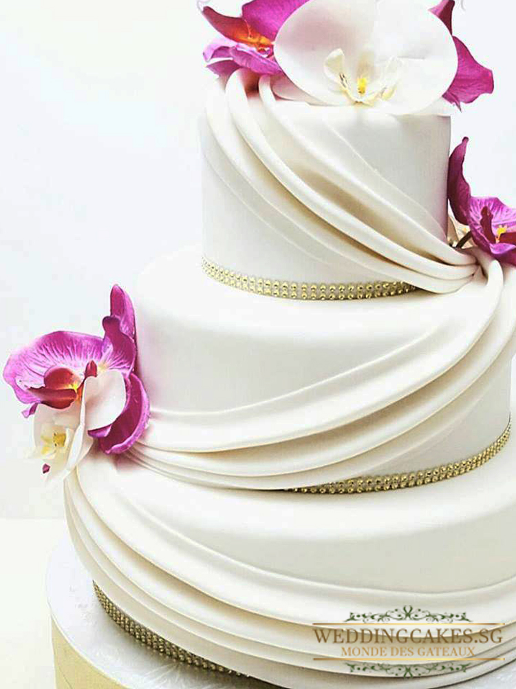Stefanie1 - - Wedding Cakes Singapore