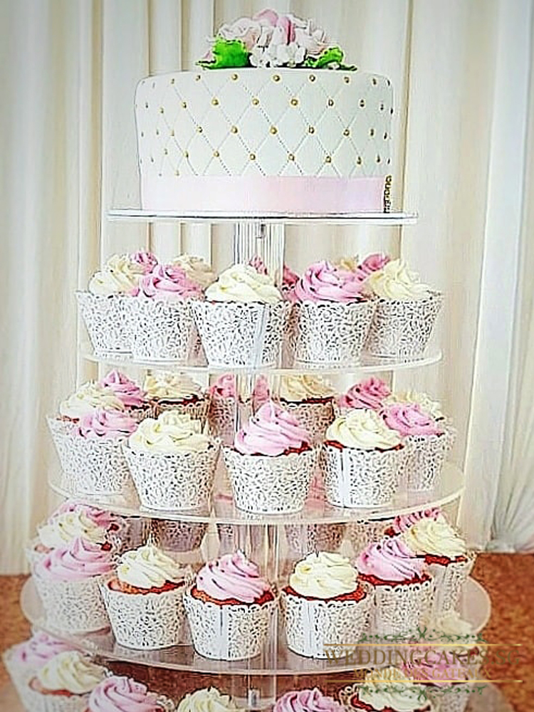 Sully1 Cupcakes - Wedding Cakes Singapore