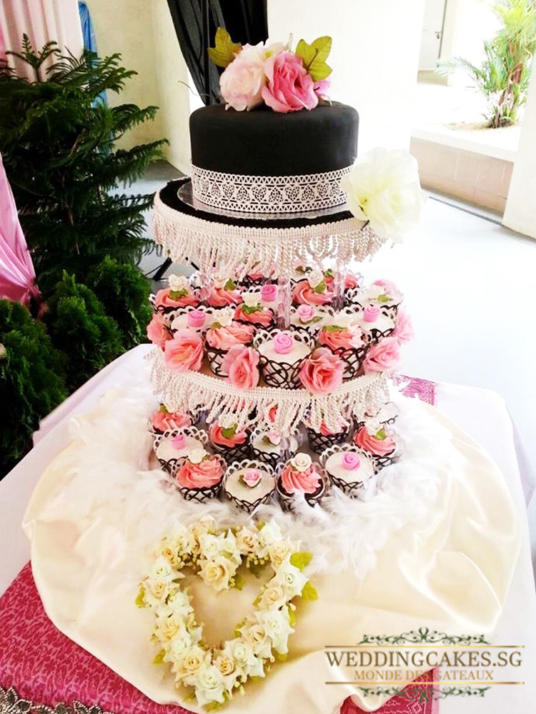 Tio Rista1 Cupcakes - Wedding Cakes Singapore