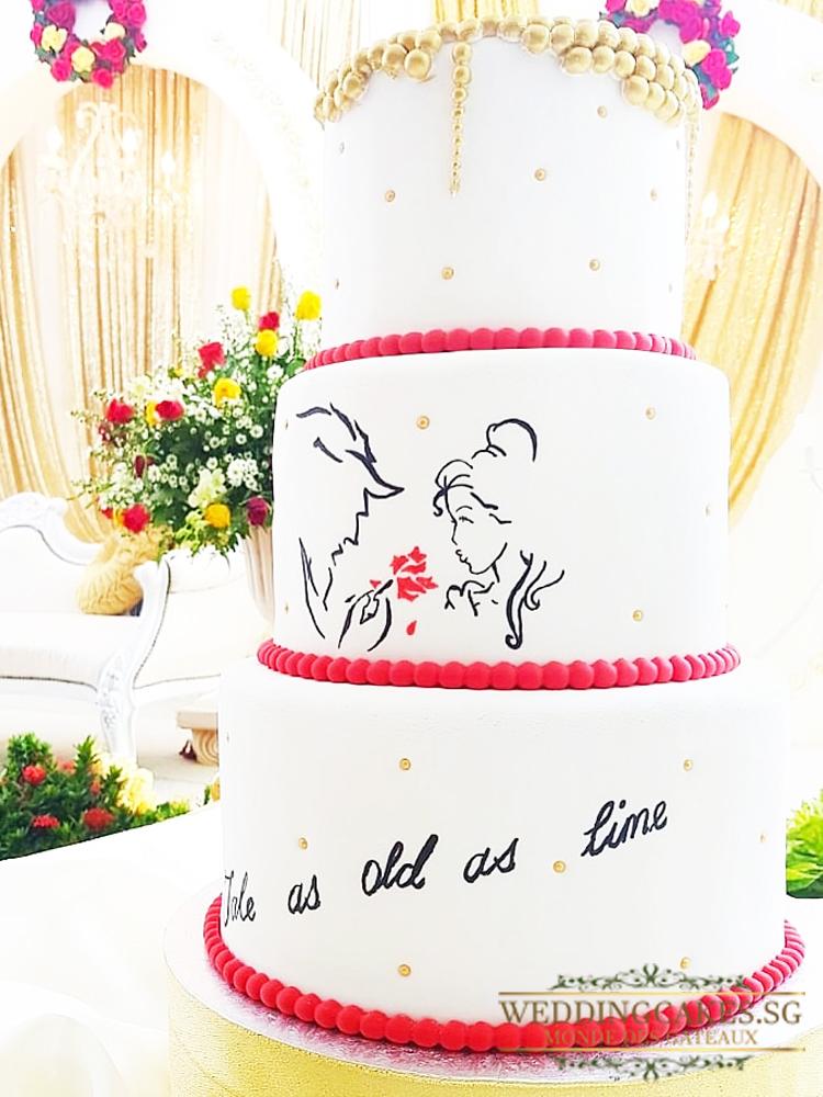Unity1 - Wedding Cakes Singapore