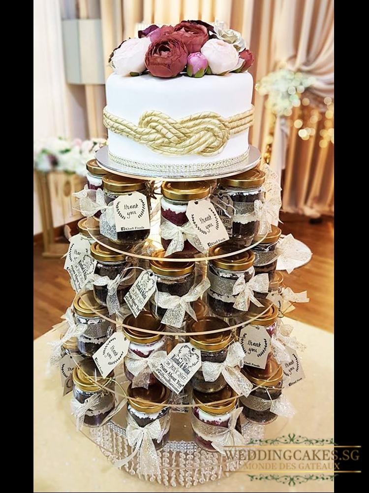 Velvet Dreams1 - Wedding Cakes Singapore