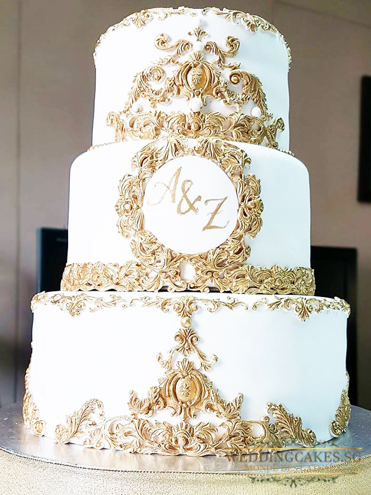 Victoire1 - Wedding Cakes Singapore