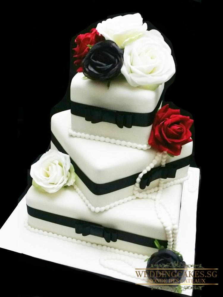 Victoria1 - Wedding Cakes Singapore