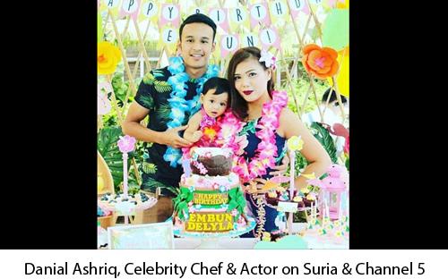 Danial Ashriq - Wedding Cakes Singapore1