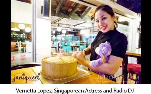 Vernetta - Wedding Cakes Singapore1